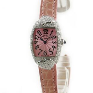フランクミュラー(FRANCK MULLER)のフランクミュラー  トノウカーベックス クゥー 2250QZ D COE(腕時計)