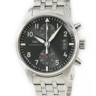 インターナショナルウォッチカンパニー(IWC)のIWC  スピットファイア クロノ IW387804 自動巻き メンズ(腕時計(アナログ))