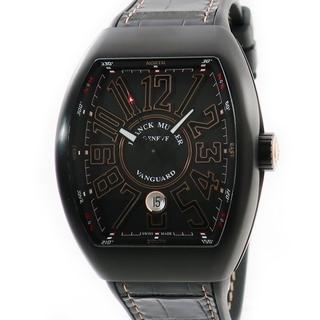 フランクミュラー(FRANCK MULLER)のフランクミュラー  ヴァンガード V45SCDTTTNRBR5N 自動巻(腕時計(アナログ))