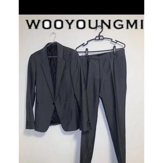 ウーヨンミ(WOO YOUNG MI)のウーヨンミ スーツ セットアップ (セットアップ)