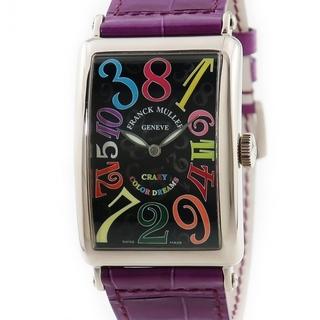 フランクミュラー(FRANCK MULLER)のフランクミュラー  ロングアイランド クレイジーアワー カラードリームス(腕時計(アナログ))