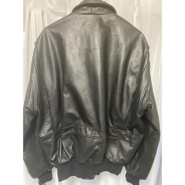 schott(ショット)のレザーブルゾン used メンズのジャケット/アウター(レザージャケット)の商品写真