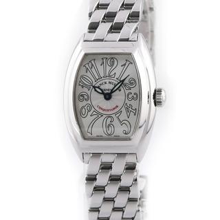 フランクミュラー(FRANCK MULLER)のフランクミュラー  コンキスタドール 8005LQZ クオーツ レディー(腕時計)