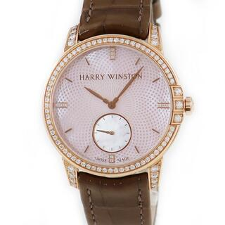 ハリーウィンストン(HARRY WINSTON)のハリーウィンストン  ミッドナイト インフィニティ MIDASS36RR(腕時計(アナログ))