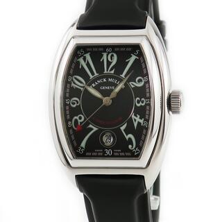 フランクミュラー(FRANCK MULLER)のフランクミュラー  コンキスタドール  自動巻き レディース 腕時計(腕時計)
