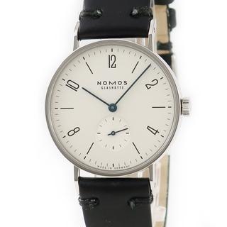 アントニオマラス(ANTONIO MARRAS)のノモス  タンジェント TN1AW2 手巻き メンズ レディース 腕時計(腕時計(アナログ))