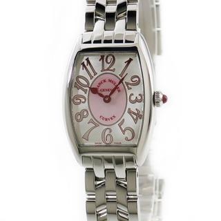 フランクミュラー(FRANCK MULLER)のフランクミュラー  トノウカーベックス 1752QZREL1PMOP ク(腕時計)