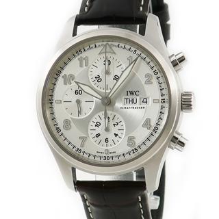 インターナショナルウォッチカンパニー(IWC)のIWC  スピットファイア クロノ IW371702 自動巻き メンズ(腕時計(アナログ))