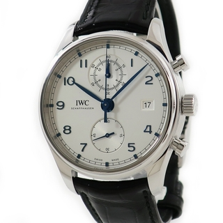 インターナショナルウォッチカンパニー(IWC)のIWC  ポルトギーゼ クラシック クロノ IW390302 自動巻き(腕時計(アナログ))