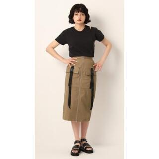 ★お値下げ★ラグアジェム LAGUA GEM BIG POCKEスカート(ロングスカート)