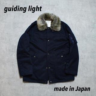 schott - guidinglight ガイディングライト 日本製 フライトジャケット レア