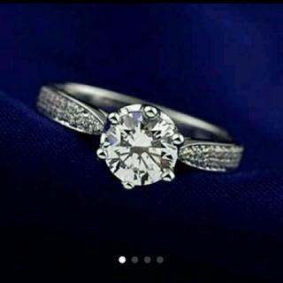 綺麗結婚指輪可愛いリング10-19号(リング(指輪))