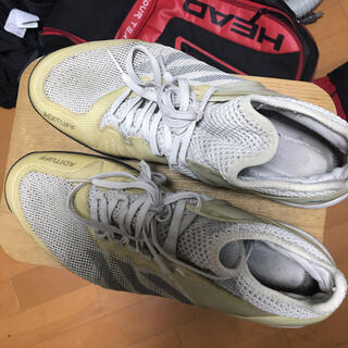 アディダス(adidas)のadidasテニスシューズADITUFF 26センチ(シューズ)