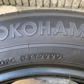 トヨタ(トヨタ)のYOKOHAMA  ブルーアース E51 タイヤ アルファード純正(タイヤ)