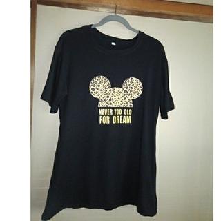 ティーシャツ 黒 半袖(Tシャツ(半袖/袖なし))