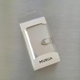 ムルーア(MURUA)の新品♡ MURUA iPhone6 6sケース(iPhoneケース)