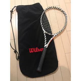 ウィルソン(wilson)のウィルソン テニスラケット 硬式(ラケット)