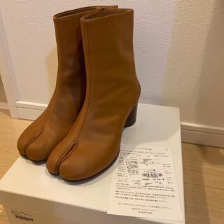マルタンマルジェラ(Maison Martin Margiela)のメゾン マルジェラ 足袋ブーツ 6センチヒール(ブーツ)