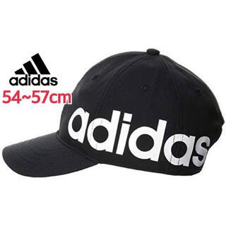 adidas - 新品 アディダス adidas デカロゴ キャップ ベースボール 54~57cm