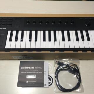 【美品】Native Instruments MIDIキーボード(MIDIコントローラー)