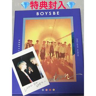 セブンティーン(SEVENTEEN)の廃盤CD☆ホシトレカ付 BOYSBE SEEKver. seventeenセブチ(K-POP/アジア)