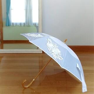 トゥモローランド(TOMORROWLAND)のAthena New York  アメリアレース日傘(傘)
