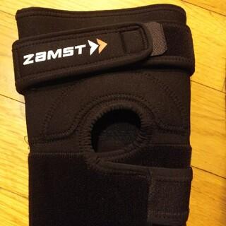 ザムスト(ZAMST)の[yuyumama様専用]ザムスト 膝サポーター JK-2 Sサイズ(箱なし)(トレーニング用品)