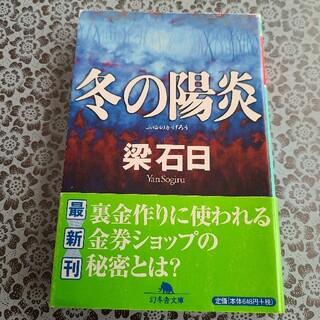 冬の陽炎(文学/小説)