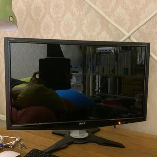 エイサー(Acer)の Acer G245Hbmid 24インチ(ディスプレイ)