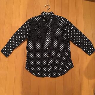ジムフレックス(GYMPHLEX)の水玉 ドット シャツ(シャツ/ブラウス(半袖/袖なし))