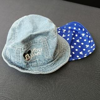 ミッキーマウス(ミッキーマウス)のミッキー 帽子(帽子)