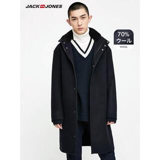 ディーゼル(DIESEL)のJACK&JONES ジャックアンドジョーンズ ジャケット コート ウール(チェスターコート)