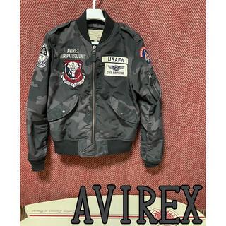 AVIREX - AVIREX/アヴィレクス MA-1 ミリタリージャケット