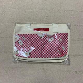 ピンクハウス(PINK HOUSE)の新品☆ ピンクハウスの2021年フェアのノベルティ野バラpt巾着付きミニバッグ(ハンドバッグ)