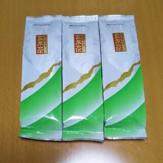 お茶 静岡県製造者の抹茶入り玄米茶1袋100g✖3袋セット 新品未開封(茶)