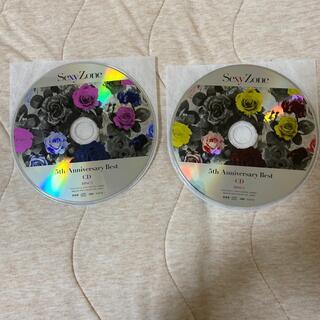 ジャニーズ(Johnny's)のSexy Zone 5th Anniversary Best (ポップス/ロック(邦楽))