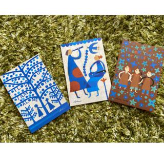カルディ(KALDI)のKALDI   スタンド付きポストカード(その他)
