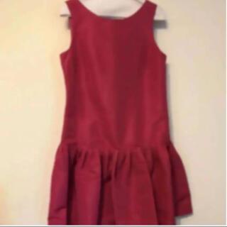 レッドヴァレンティノ(RED VALENTINO)の❤︎新品❤︎ RED VALENTINO フレア切り替えワンピースドレス S(ミニワンピース)
