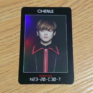 チョンロ NCT RESONANCE Pt.2 Arrival アクセスカード(K-POP/アジア)