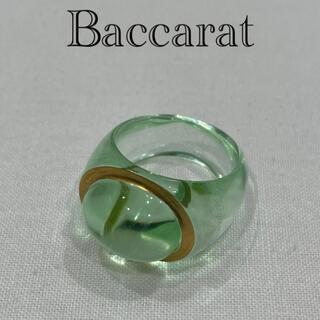 Baccarat - 美品 バカラ リング 約13号