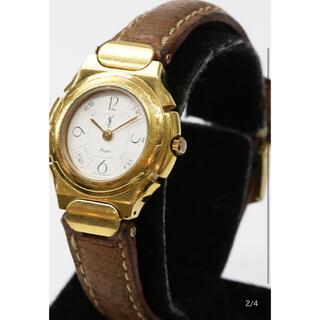 Saint Laurent - 腕時計 YVES SAINT LAURENT クオーツ レディース