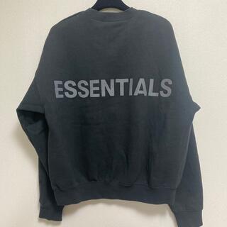 エッセンシャル(Essential)のエッセンシャル トレーナー(スウェット)