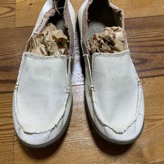 クロックス(crocs)のcrocs 靴W9(25) 13164(スリッポン/モカシン)