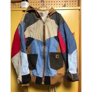 carhartt - carhartt  CANVASジャケット リメイク