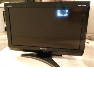 アクオス(AQUOS)のSHARP20型 AQUOS TV(テレビ)