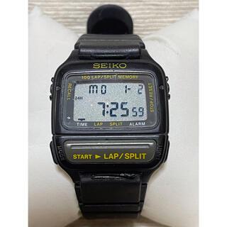 セイコー(SEIKO)のSEIKO セイコー スポーツ デジタル A721-4000 動作品(腕時計(アナログ))