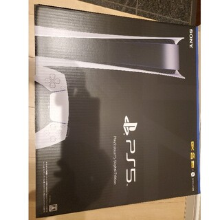 プレイステーション(PlayStation)のカンダタ様専用 PS5 PlayStation5 デジタルエディション新品未使用(家庭用ゲーム機本体)