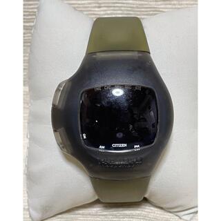 シチズン(CITIZEN)のCITIZEN シチズン 1481010  インディペンデント ジャンク品(腕時計(デジタル))