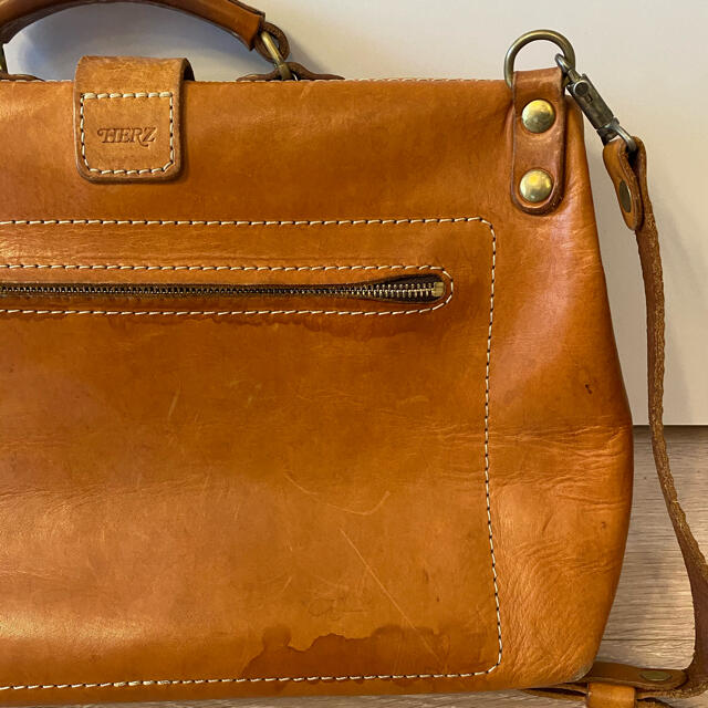 HERZ(ヘルツ)のHERZ ヘルツ 2way ビジネスバッグ メンズのバッグ(ビジネスバッグ)の商品写真