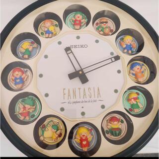 SEIKO - セイコー fantasia ファンタジア RE540M からくり時計